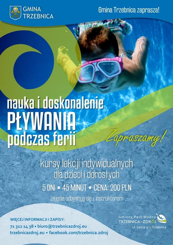 PLAKAT_pływanie_lekcje_ferie www.jpeg