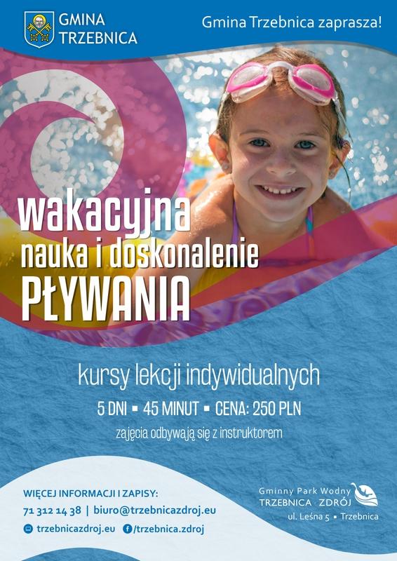 PLAKAT_pływanie_wakacyjne_lekcje 2017 www.jpeg