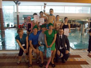 Galeria 2012 - II mikołajkowe zawody