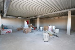Galeria 2018 budowa strefy - Postęp prac przy budowie kręgielni i siłowni